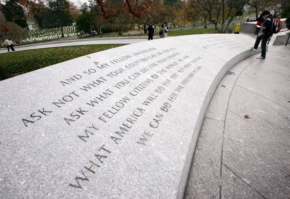 Il celebre discorso di Kennedy