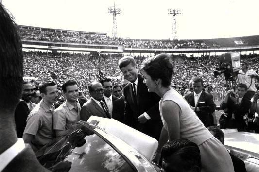 John Kennedy a Miami