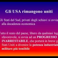 Gli Usa e il progresso