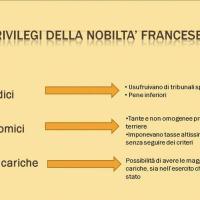 Privilegi nobiltà