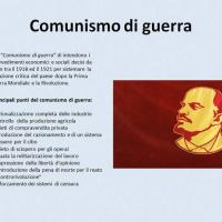 Comunismo di guerra