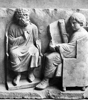 La scuola nell'antica Roma