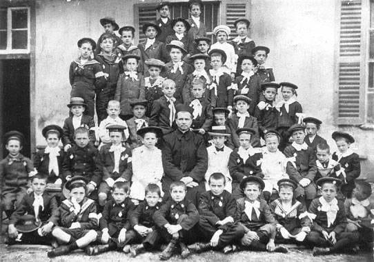 La scuola nel primo Novecento