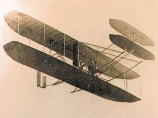 Primo volo aereo dei Fratelli Wright