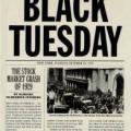 Crisi del 1929 e il crollo di Wall Street