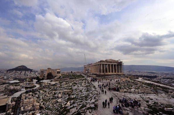 Inizio della civiltà greca