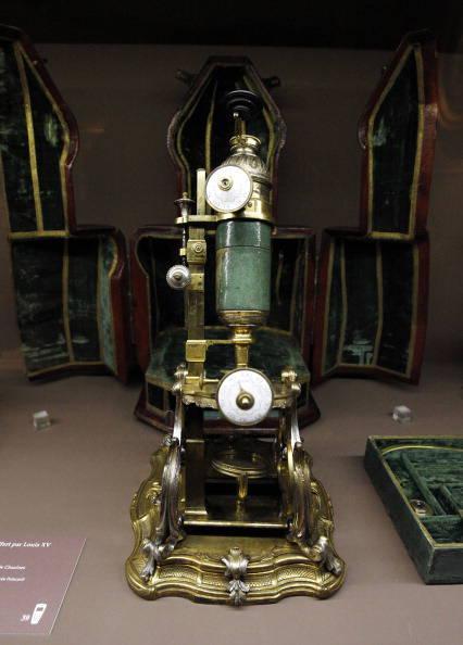 Invenzione del microscopio