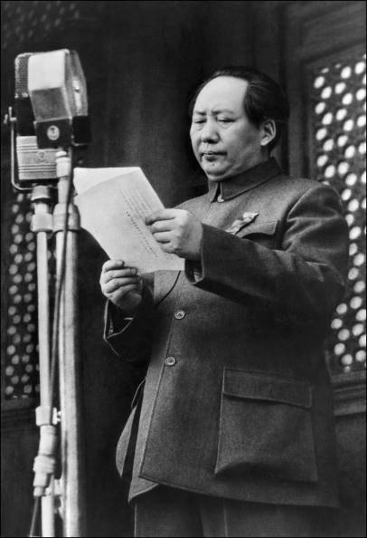 Nascita della Repubblica Popolare Cinese