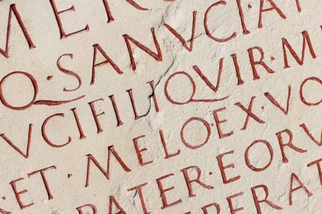 Tradurre dal latino e in latino