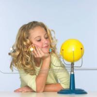 Costruire un modellino del sistema solare