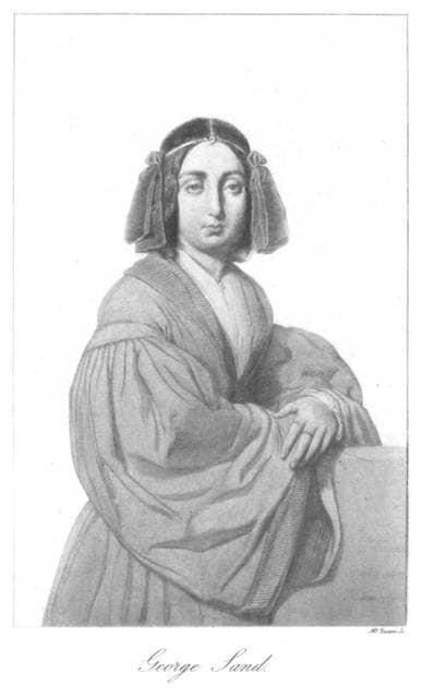 George Sand, scrittrice innovatrice dell'800