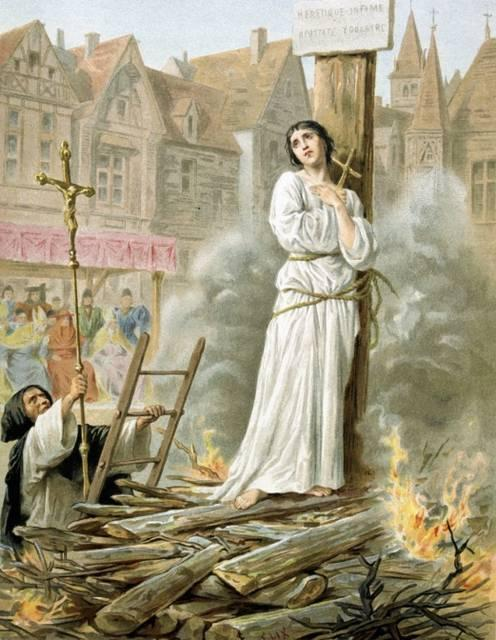 Giovanna d'Arco, l'eroina nazionale francese
