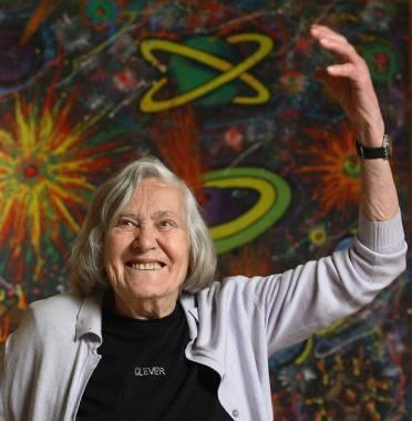 Margherita Hack, grande astrofisica italiana