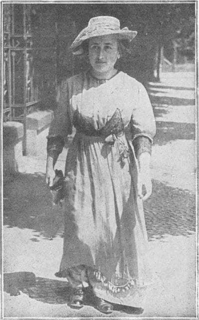 Rosa Luxemburg, politica rosa