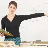 La nuova insegnante è troppo severa: scioperiamo!