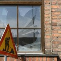La scuola crolla a pezzi: meglio stare a casa