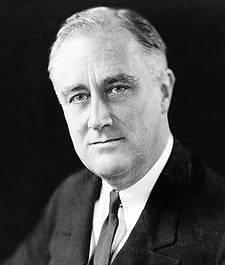 30 Gennaio 1882: nasce Franklin Delano Roosevelt