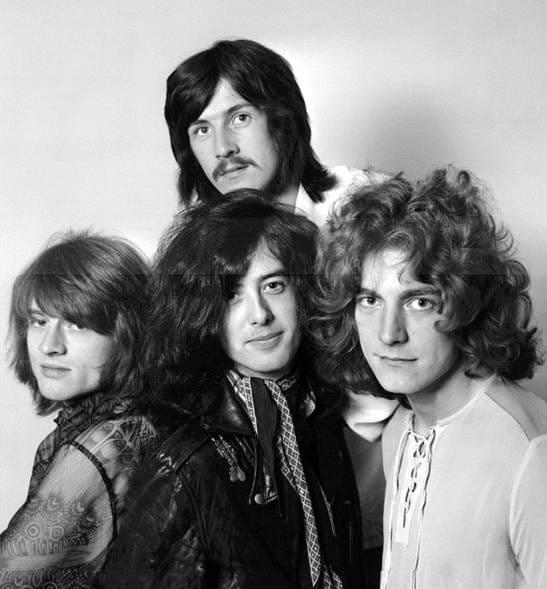 12 Gennaio 1969: esce il primo album dei Led Zeppelin