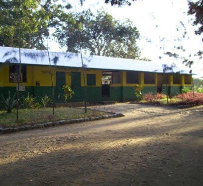 Scuola di Ganda, Malindi (Kenia)