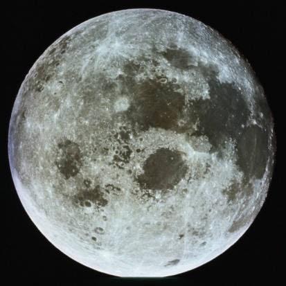 Sull'uomo sulla luna
