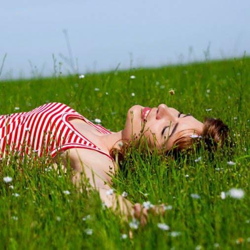 2) Praticate il rilassamento