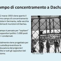 Campo di concentramento a Dachau