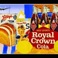 Tom Wesselmann, Still life #35, olio e collage su tela, 1963, Museum of Modern Art, New York