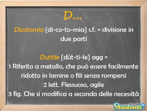 Lettera D