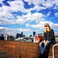 Giorgia Piras in Australia
