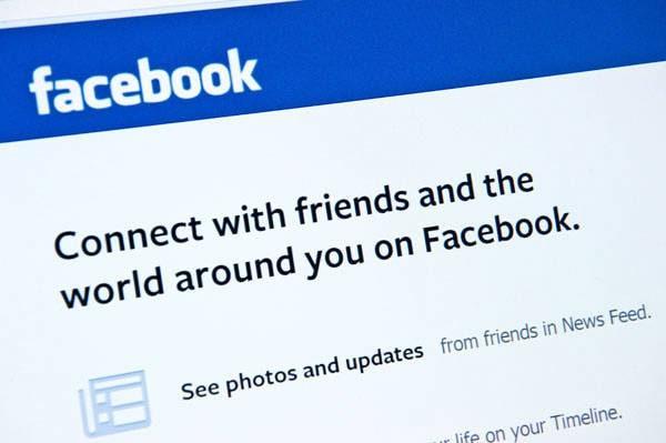 Tema sui social network e Facebook
