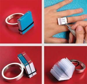 Un anello per copiare