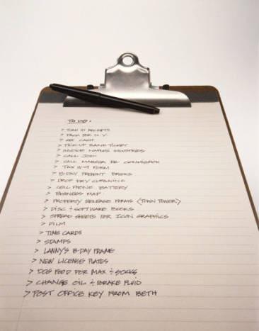 La lista