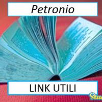 Traduzione Petronio: link utili