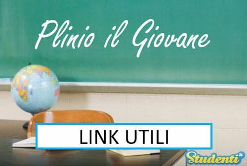 Traduzione Plinio il Giovane: link utili
