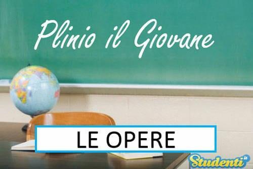 Versione di latino, le opere di Plinio il Giovane