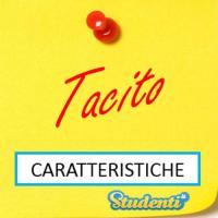 Versione di latino, le caratteristiche di Tacito