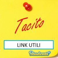 Traduzione Tacito: link utili