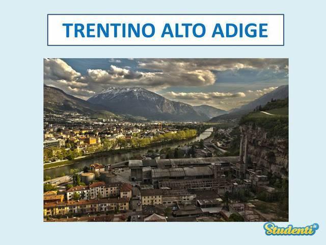 Università Trentino Alto Adige