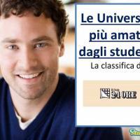 Università italiane: le migliori secondo gli studenti