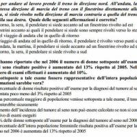 Soluzioni Test Medicina e Odontoiatria 2013-2014: domande 5 e 6