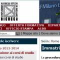 Università degli studi Milano Bicocca