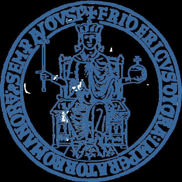 Università Federico II, Napoli (869 euro l'anno in media)