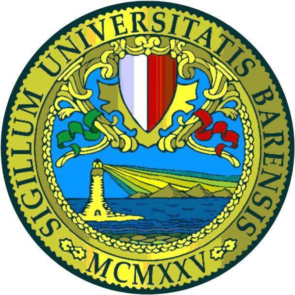 Università Aldo Moro di Bari (516 euro in media all'anno)