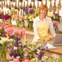 Laurea in vendita di fiori