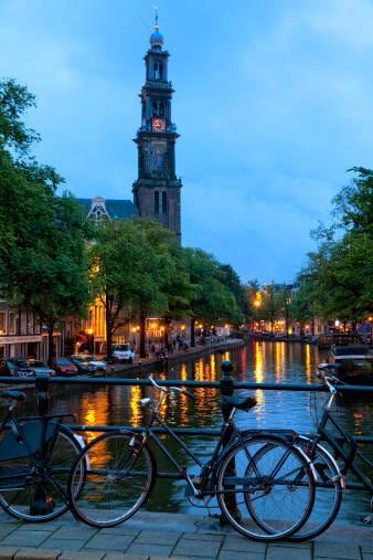 36. Amsterdam
