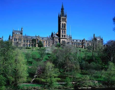 50. Glasgow