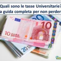 Il calcolo delle tasse universitarie