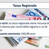 La tassa regionale