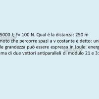 Domande e risposte di fisica