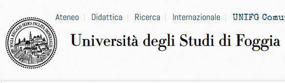 Immatricolazione Università di Foggia